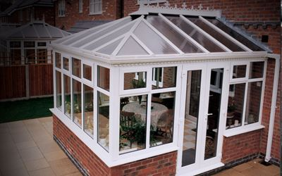 Picture for category Conservatory Cleaning